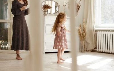 Améliorer la qualité de l'air dans la chambre de Bébé