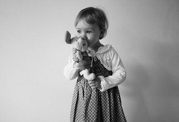Le doudou et Bébé